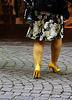 la dame en jaune..     Dèdiè au LEO ;-)