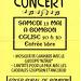 Concert à Bombon le 13/05/2000