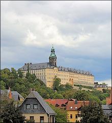 Rudolstadt (D; Thuringe / Thüringen). Château de Heidedcksburg.