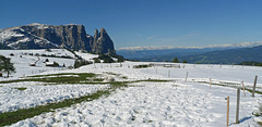 Italy - Dolomites, Schlern