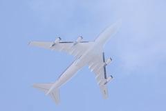 Bahrain Royal Flight Boeing 747-400
