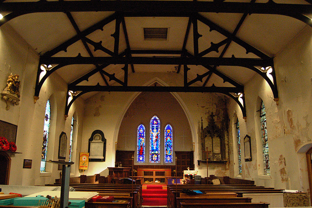 Saint Margaret's Church, Ward End, Birmingham