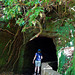 Am Eingang des Tunnels - da war die Welt noch in Ordnung