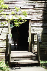 Appalachian houses / Recadrage
