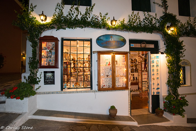 Shops by Night