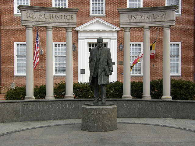 Thurgood Marshall Memorial