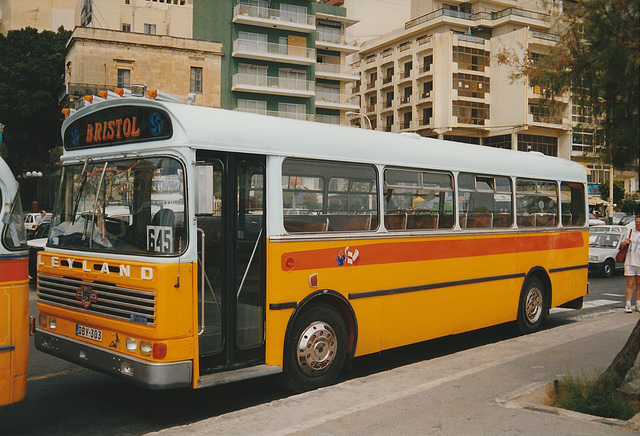 Malta (Sliema) May 14 1998 DBY-303 Photo 394-23