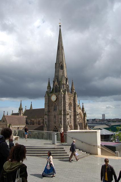 Saint Martin's Church, Bullring, Birmingham