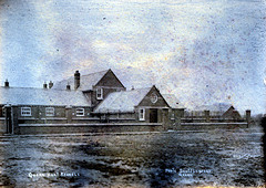 Quorn Hunt Stables and Kennels, Paudy Lane, Seagrave, Leicestershire c1909