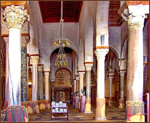 Kairouan : la grande moskea non agibile per restauri