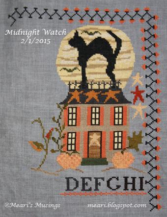 Midnight Watch 2/1/15