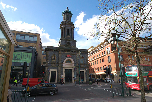 Former Presbyterian Church Broad Street, Birmingham