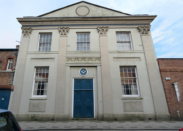 united methodist chapel, beverley