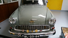 Opel Olympia Rekord (1956 - 1957)