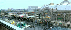 Dresden Main Station