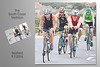 Triathlon 2016 - cyclists - Seaford - 9 7 2016