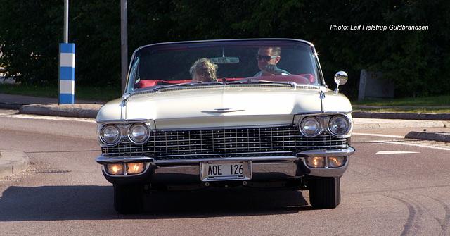 1960 Cadillac De Ville.