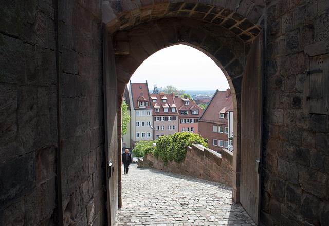 Nuremberg old town (#2802)