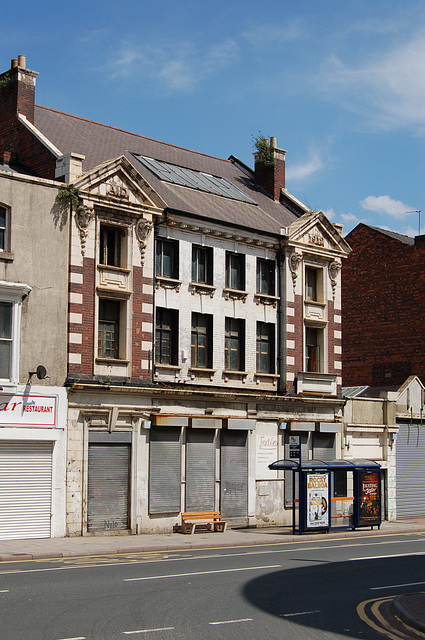 Former Sylva Works, No.10 Great Hampton Street, Birmingham
