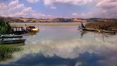 HFF  to YOU ALL al Lago di Chiusi:-)