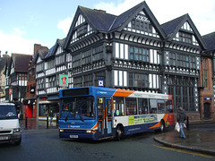DSCF9620 Stagecoach in Chester PX06 DVV
