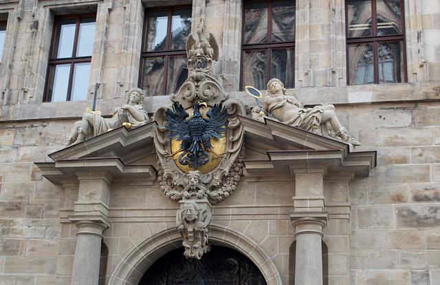 Nuremberg old town (#2804)
