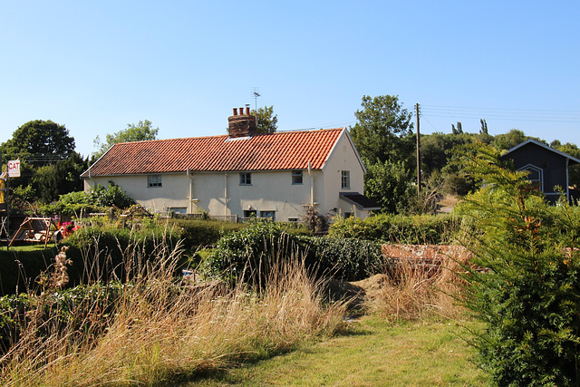 Badingham Road, Peasenhall, Suffolk (1)