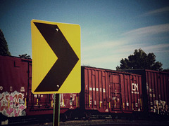 Yellow direction