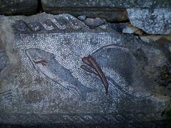 Roman tiles.