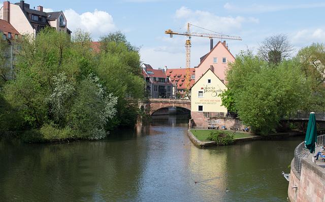 Nuremberg old town (#2805)