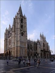 Cathédrale de León.
