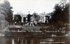 Drakelow Hall, Derbyshire (Demolished)
