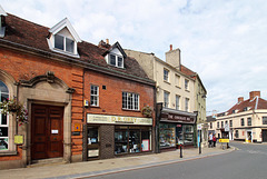 Nos.6-8 (even) Market Place, Bungay, Suffolk