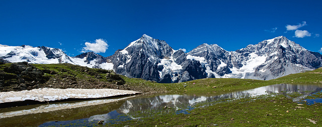 Im Suldental / Vinschgau / Val di Solda Italia