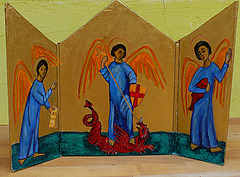 Archangels altar