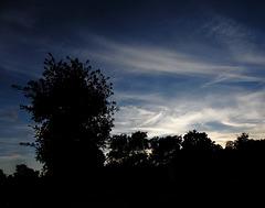ciel du soir ,,,