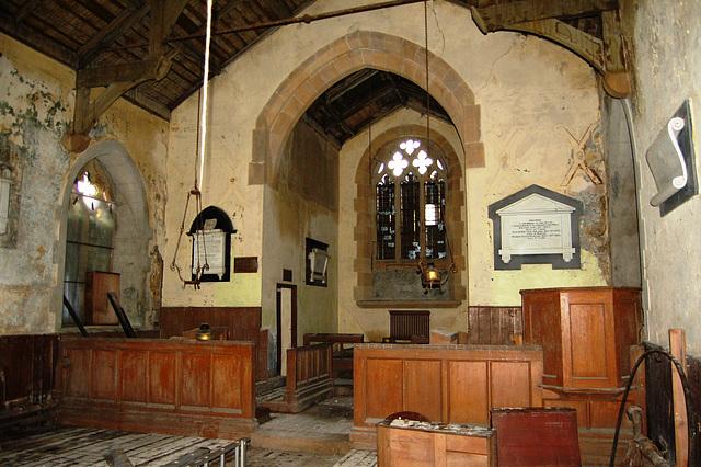 Saint Peter's Church, Spartylea, Northumberland