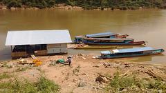 Une pause barrage sur la Nam