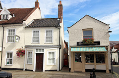 Nos.11 & 12 Market Place, Bungay, Suffolk