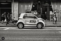 """""""When I grow up, I'm gonna be a police car."""" :-)"""