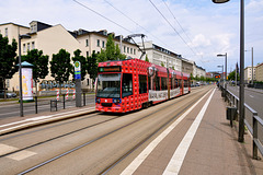 Leipzig 2015 – Tram 1119 to Knautkleeberg