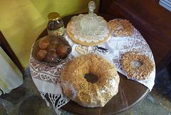 Roscos tradicionales griegos