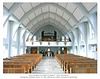 Saint Clement East Dulwich  - interior to west - 13 9 2007