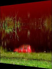 La porte sous le lac