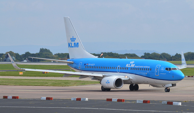 KLM BGP