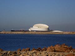 Cruises terminal of Leixões, Matosinhos.
