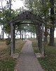 Pathway to Lake Erie