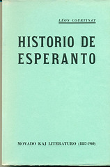 Courtinat, Historio de Esperanto, 3 vol.