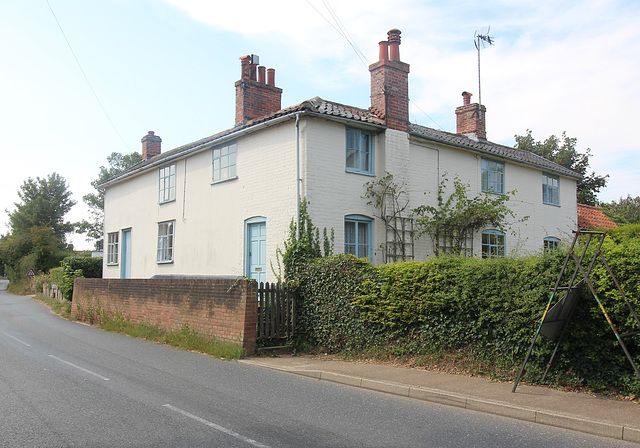 Badingham Road, Peasenhall, Suffolk (3)