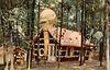 Hansel and Gretel House, Enchanted Forest, Ellicott City, Maryland
